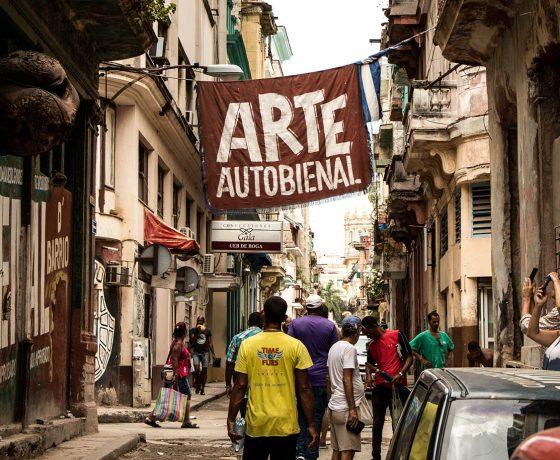 La Habana Vieja y las artes visuales