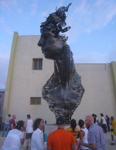 Proyecto Detrás del Muro: bienal de arte de la habana