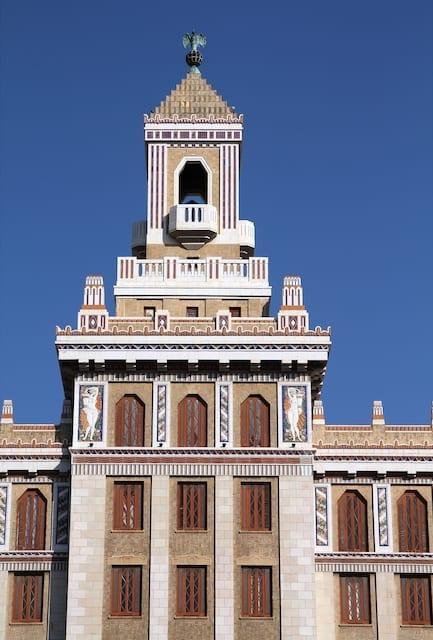 Edificio Bacardi La Habana