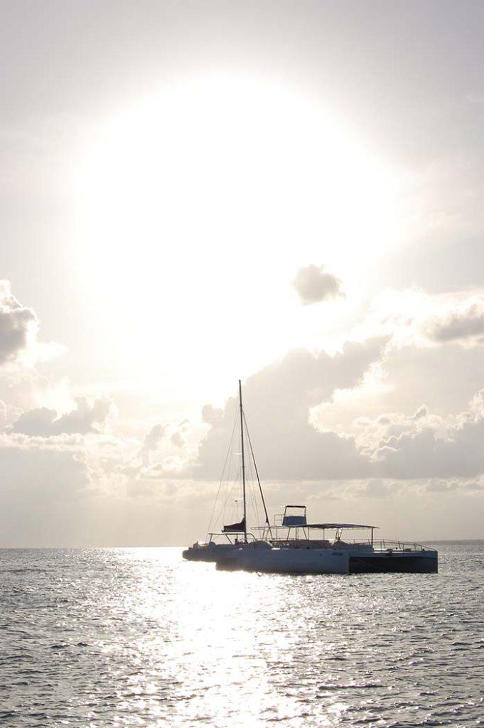 Crucero a Cayo Blanco
