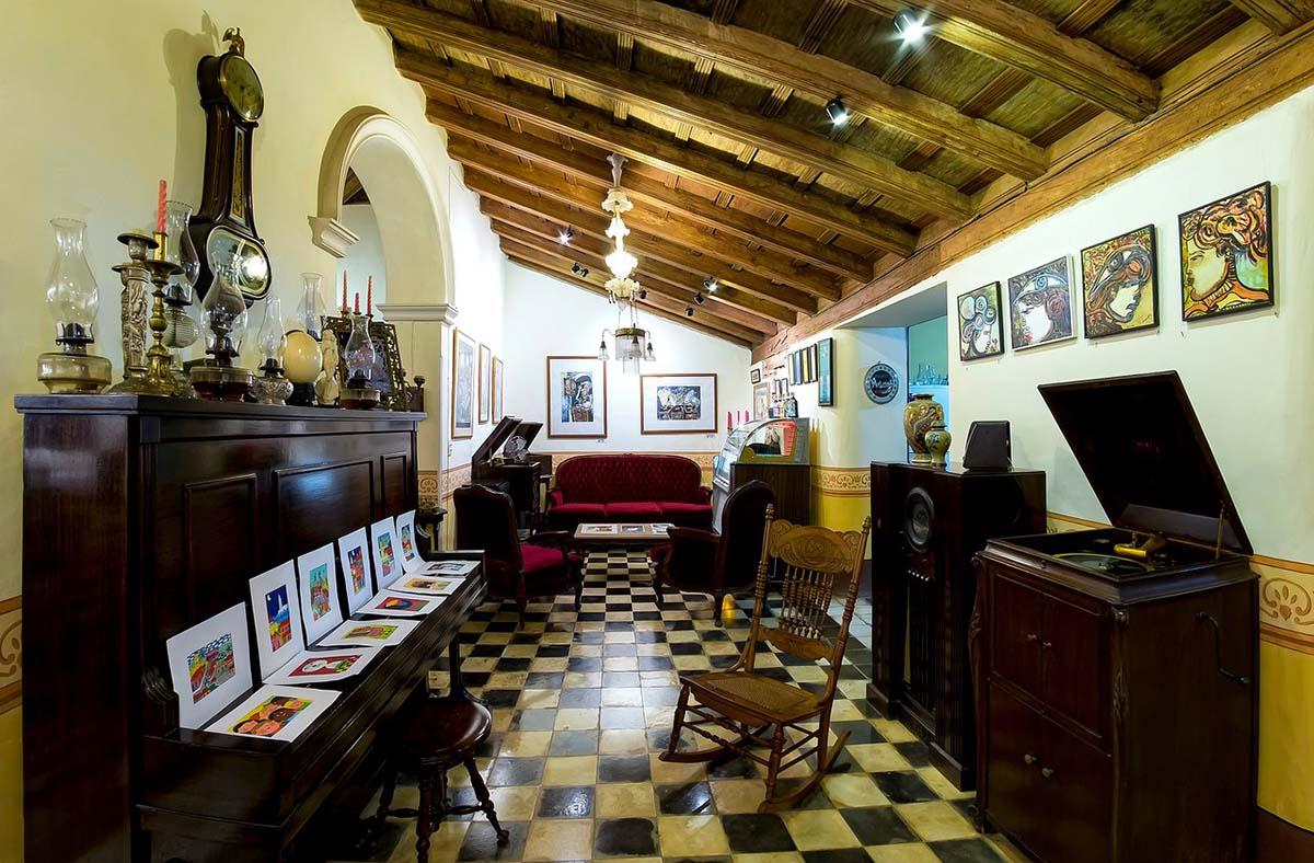 5 restaurantes con ARTE en Cuba que te sorprenderán